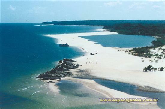 Resultado de imagem para praia de ponta de pedra