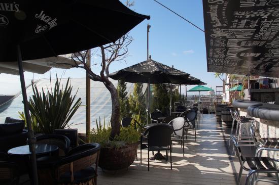Vue De La Terrasse Picture Of Hotel Puebla De Antano
