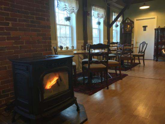 Hatfield, MA: Mill District Coffee Shop