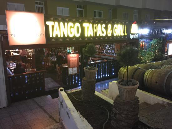 Tango tapas