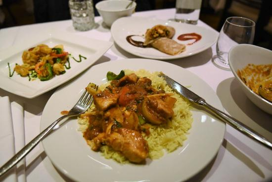 Indian Moment: Chicken curry