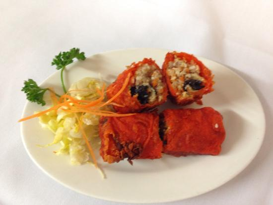 Trongs: Vietnamese spring roll