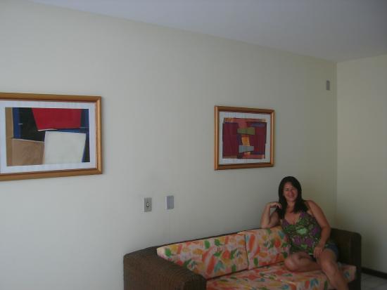 Marina Travel Praia Hotel: Hall