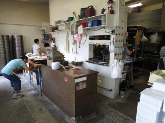 Char Hung Sut Restaurant: 店内です