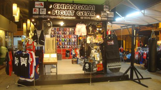 CHIANGMAI FIGHT GEAR