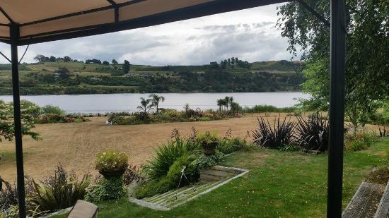 Lake District Adventures: View from Breakfast Table