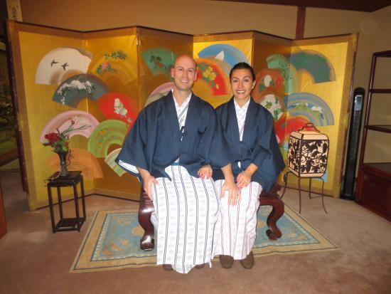 Yoshikawa Inn Tempra: Before dinner