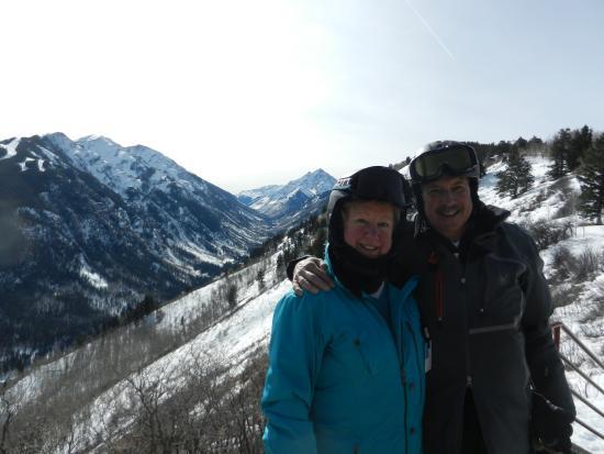 Buttermilk Mountain: View