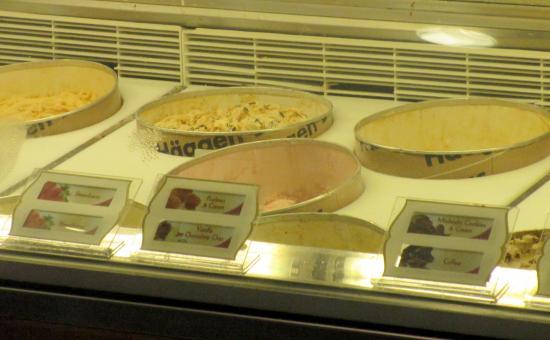 Haagen Dazs Ice Cream