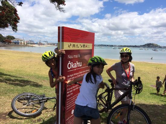 Adventure Capital: Cycling in Auckland