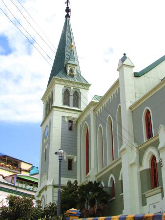 Iglesia Luterana de La Santa Cruz de Valparaiso