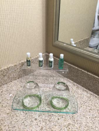 Deerfoot Inn and Casino : Bathroom amenities