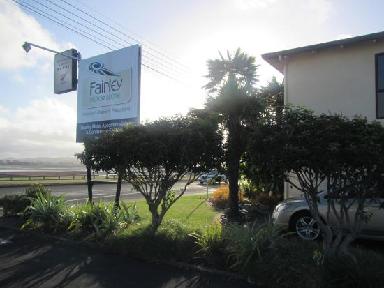 Fairley Motor Lodge : Fairley Moter Lodge