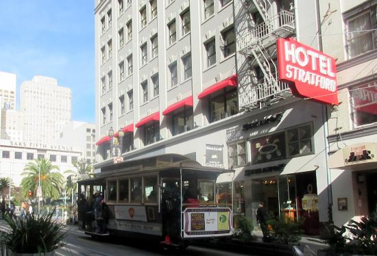 Hotel Stratford San Francisco Ca