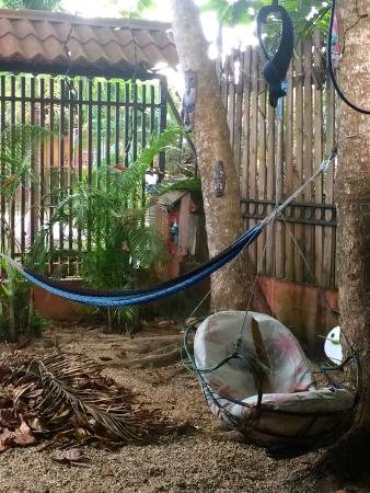 Las Camas Budget Hostel: nothing better than a hammock