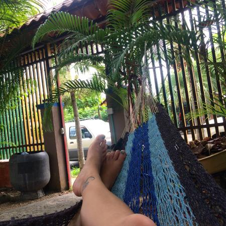 Las Camas Budget Hostel: paraíso