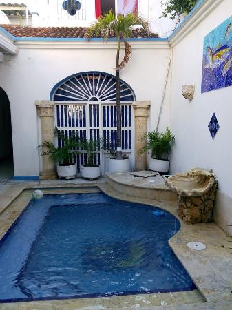 Casa de la Chicheria: Pool
