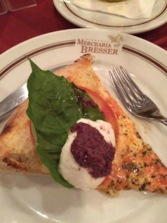 """Mercearia Bresser: Pra mim: """"A melhor pizza italiana do Brasil"""" (até o momento)"""