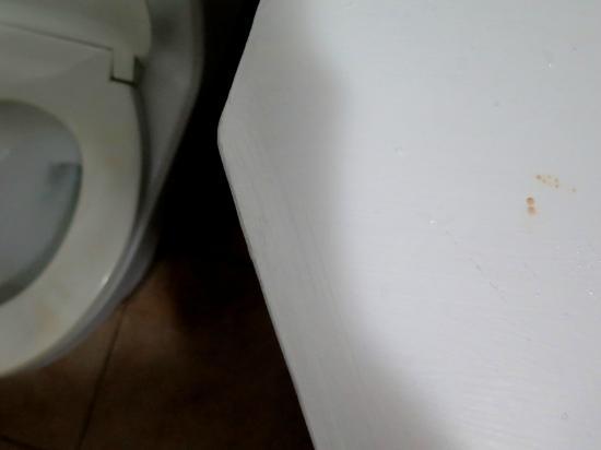 Casa del Tejadillo : More stains...