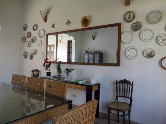 Casa del Tejadillo: Breakfast was good and staff very nice.