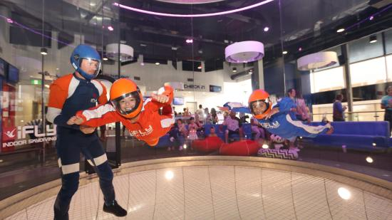iFLY Downunder: Kids Parties at iFLY