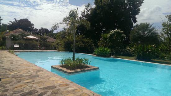 Eads Natural Pool And Backyard Resort :  meeting area fotograf?a de Sunset Valley Resort, Kep  TripAdvisor