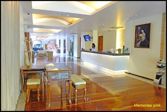 Much-che Manta Boutique Hotel : Lobby