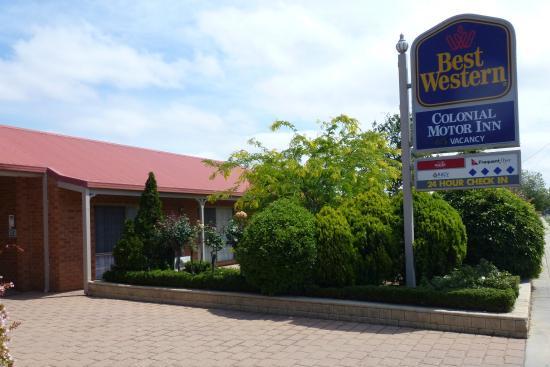 Best Western Colonial Motor Inn Bairnsdale