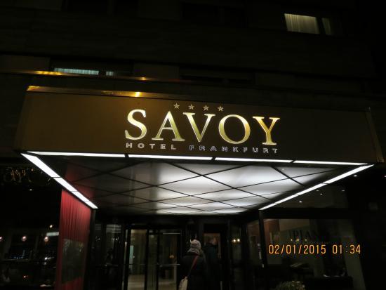 The Hotel Picture Of Savoy Hotel Frankfurt Tripadvisor