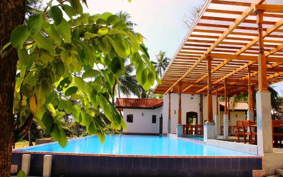 Nuga Eden Villa Tangalle: Eco Friendly Swimming pool