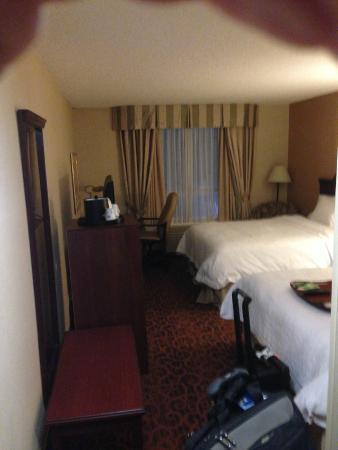Hampton Inn Toronto - Mississauga West: Main room