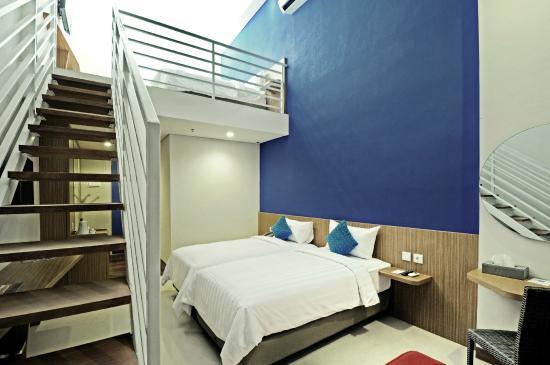Fabu Hotel Bandung Loft Room