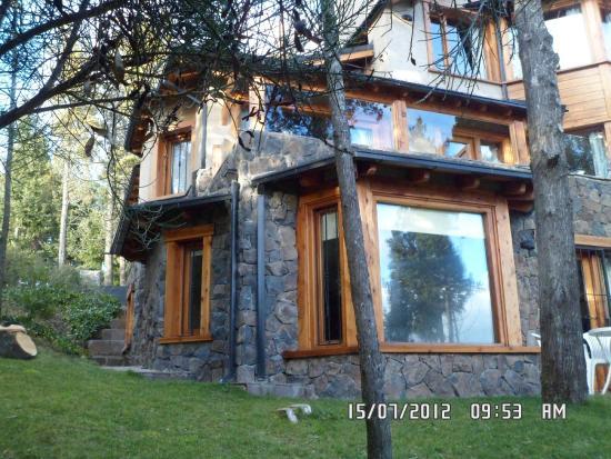 Indias Blancas: Cabaña en el Jardín, exterior
