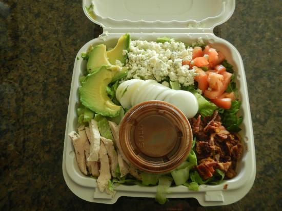 808 Deli: Cobb Salad
