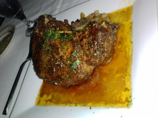 Neumanali: Porkchop at its best