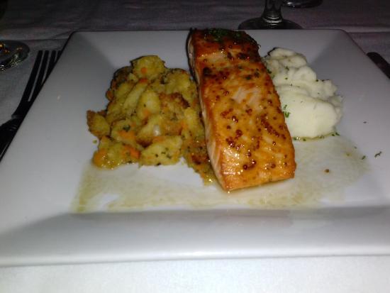 Neumanali: Roasted Salmon