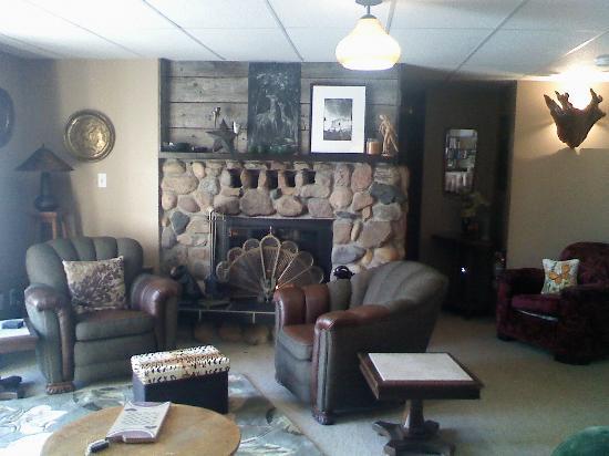 St. Paul, Canadá: Main lounge