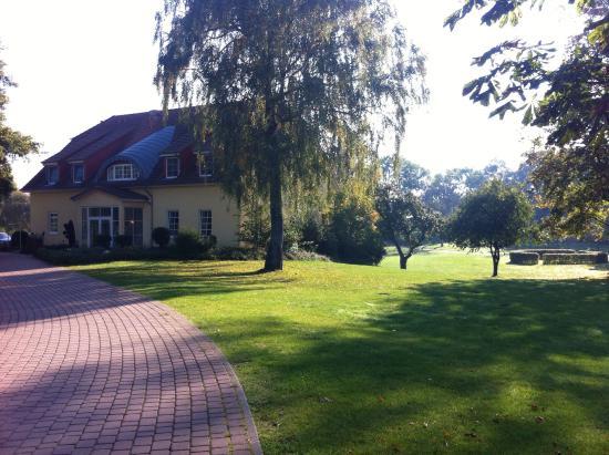 European Travel Magazine @ Gut Gremmelin - View of guesthouse