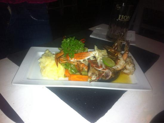 The Shore By O!: Food was amazing. But the service is very bad we had to wait for a long time to place the order.