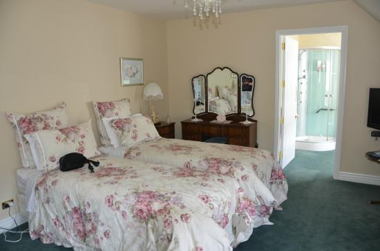 Annerleigh Bed and Breakfast: Twin room
