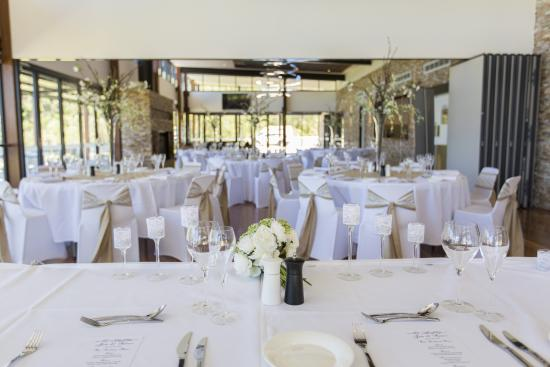 Eight Willows Retreat: Function Centre - Perfect Venue for Weddings