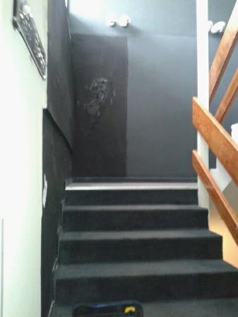 Airotel Alexandros: Βγαινοντας απο το ασανσερ στον 6 οροφο