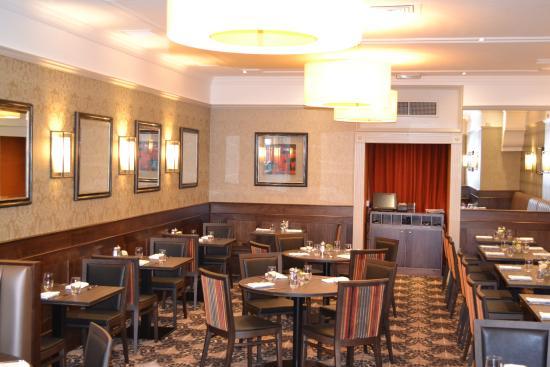Atholl Hotel: Restaurant