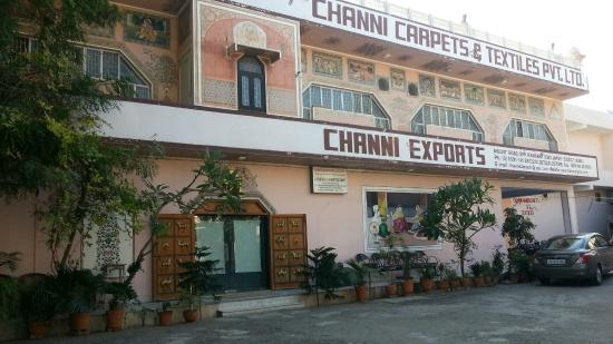 ‪Channi Carpets & Textiles‬