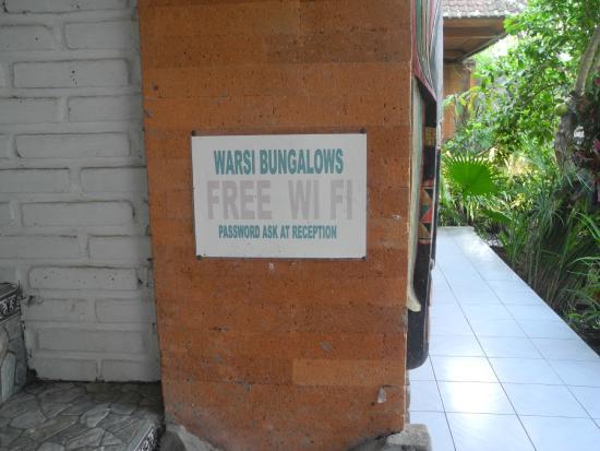 Warsi's House: WiFi