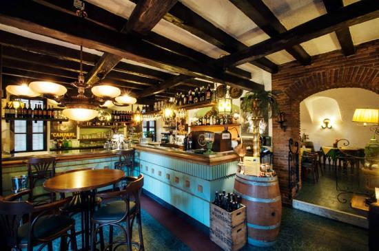 Ristorante El Patio: Saletta Bar