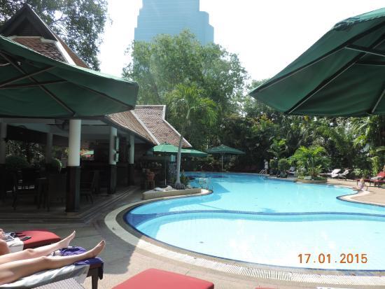 Piscine picture of royal orchid sheraton hotel towers bangkok tripadvisor - Hotel bangkok piscina ...