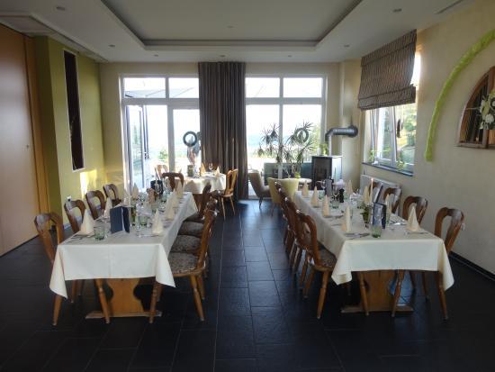 Landgasthaus Blucher: Buffet Dinner For Our Group