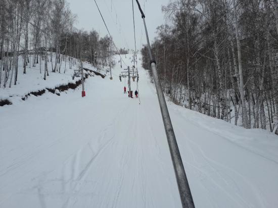 Ski Complex Abzakovo