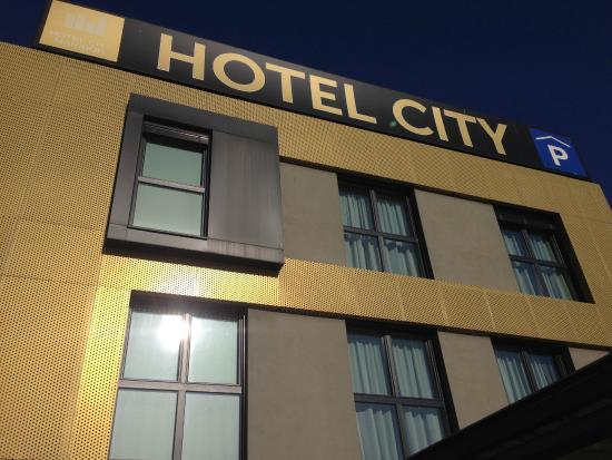 호텔 시티 마리보르